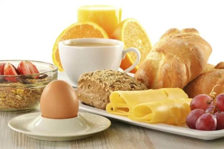 Ideas para el desayuno de toda la semana