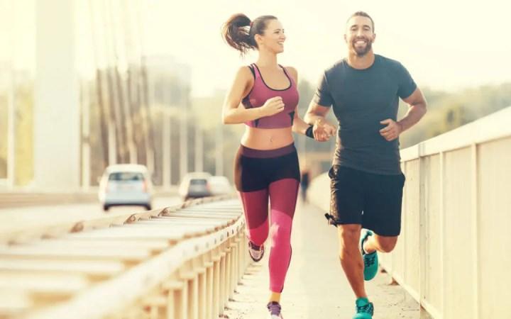 Beneficios de correr con otras personas