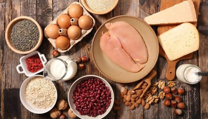 Proteínas para incluir en tus ensaladas