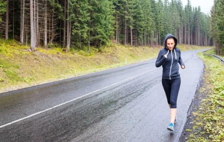 ¿Puede una persona con sobrepeso empezar a correr?