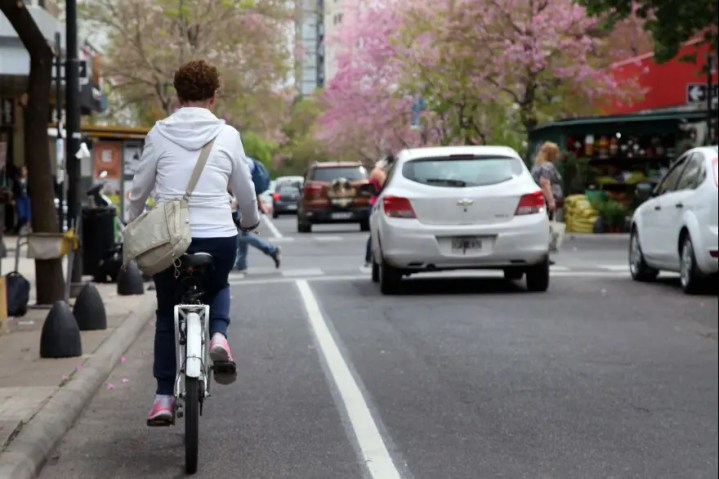 Consejos para circular con bicicleta en la ciudad
