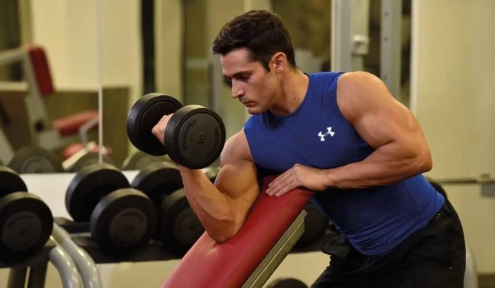 Guía definitiva para el entrenamiento de bíceps