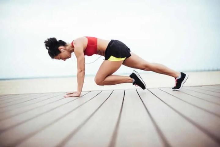 Rutina que combina el HIIT con el running