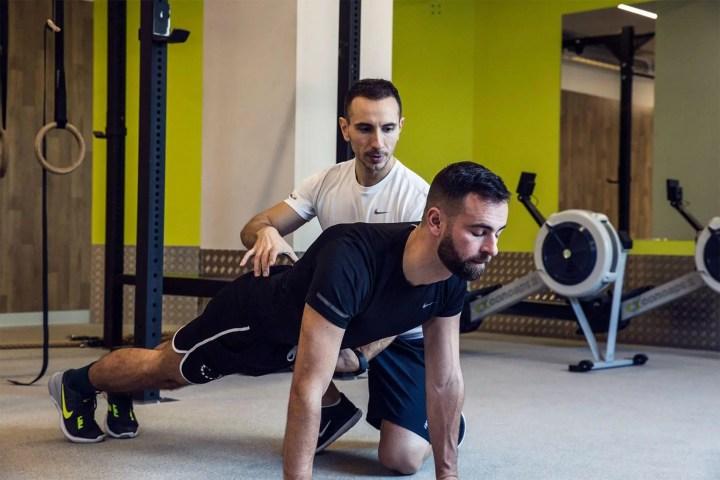Beneficios de entrenar con un personal trainer