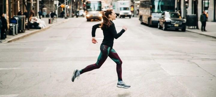 tiempo promedio para terminar una maratón