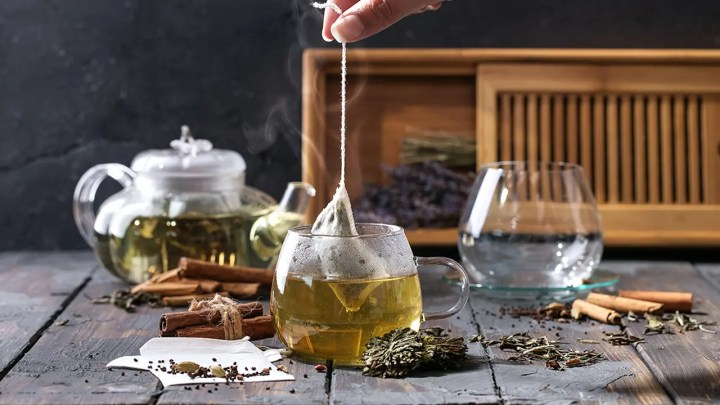 Tiempos de preparación adecuados para el té