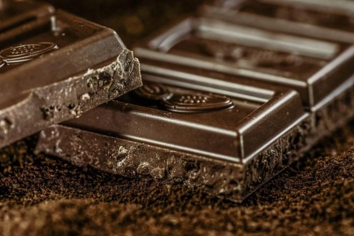 ¿Por qué es saludable el chocolate negro?
