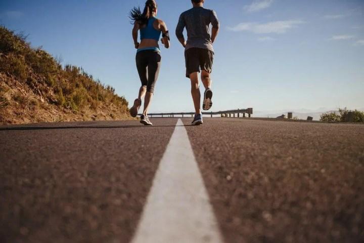 Entrenamiento de series para mejorar en una maratón