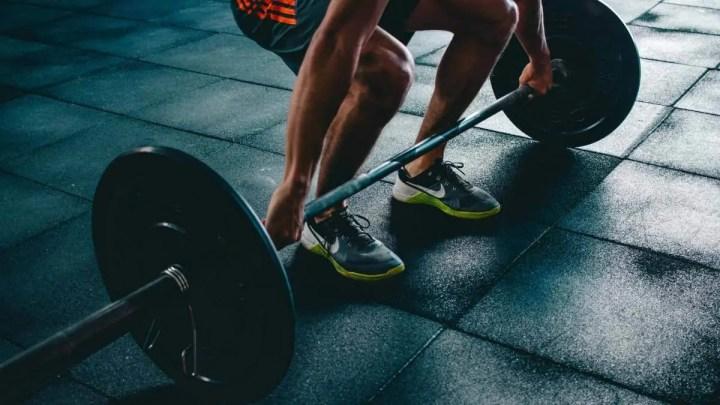 La rutina de entrenamiento total de pierna