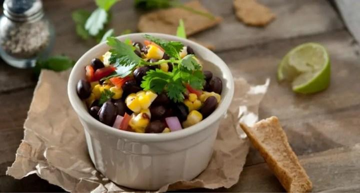 Recetas sencillas de ensaladas con alubias