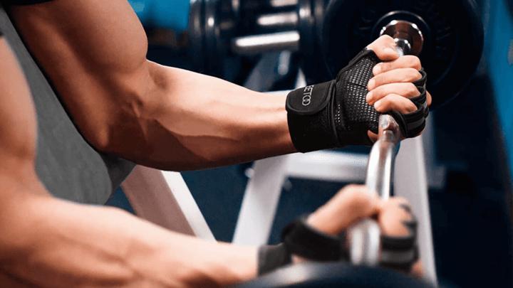Los guantes de gimnasio más cómodos para entrenar