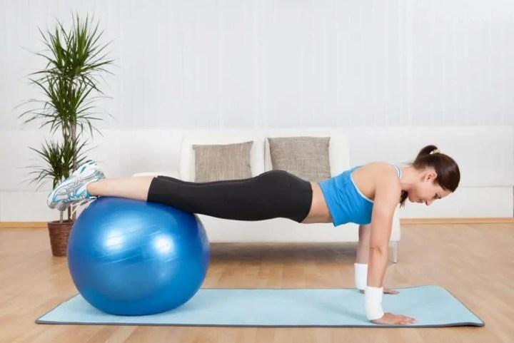 Ejercicios de core para mejorar la fuerza de tus dominadas
