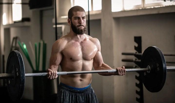 Programa de entrenamiento para unos brazos fuertes