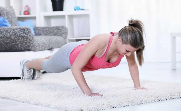 Programa de entrenamiento para fortalecer los brazos