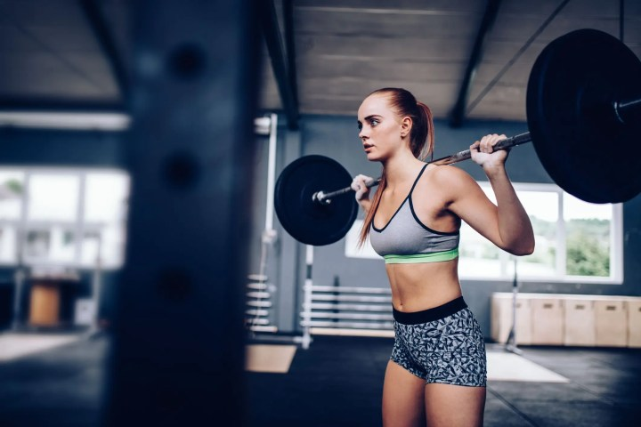 Ciclos de entrenamiento con ejercicios compuestos