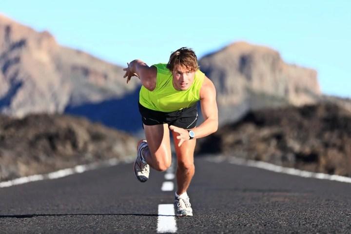 Cómo correr sprints con buena técnica