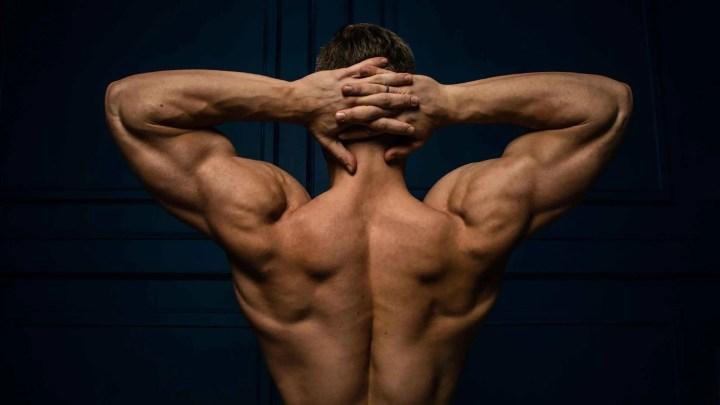 Cómo construir una espalda superior fuerte y saludable