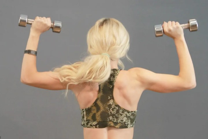 Ejercicios para hombros con limitaciones