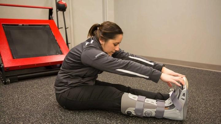 Cómo estar activo mientras tienes una lesión
