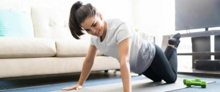 ¿qué mini ejercicios puedes hacer en casa?