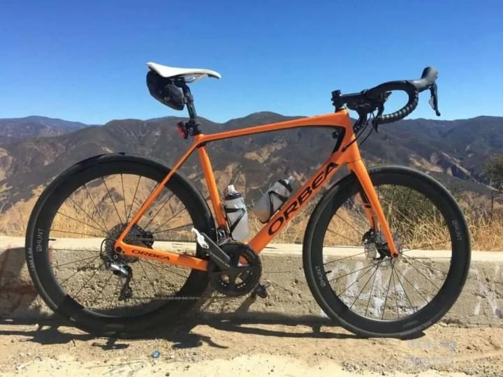 Presión de los neumáticos de las bicicletas de grava