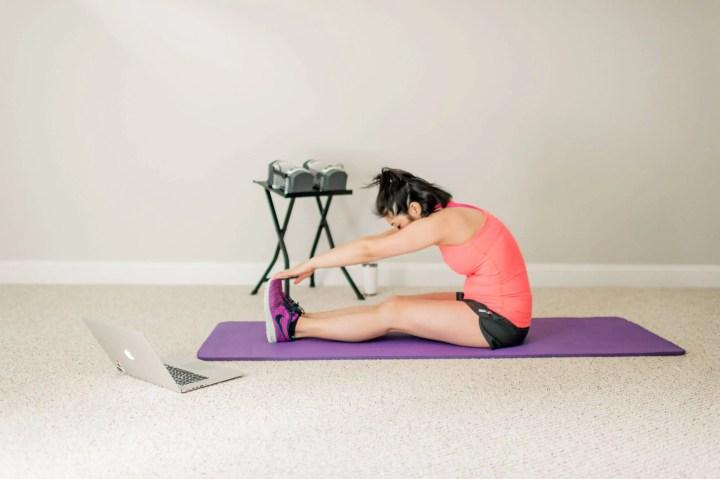 Ideas de rutinas para entrenar en casa
