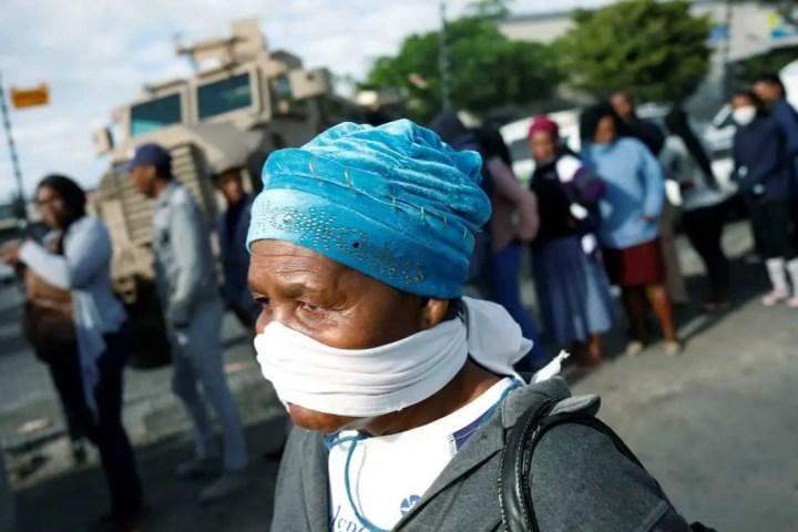 Efectividad de las mascarillas para prevenir el contagio de Coronavirus