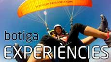 Botiga EXPERIÈNCIES