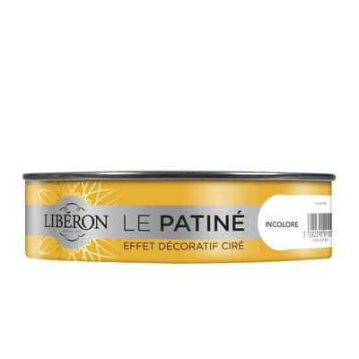 Cire A Effet Decoratif Patine Incolore 150 Ml Liberon 1272153 Sol Et Mur Interieur L Entrepot Du Bricolage