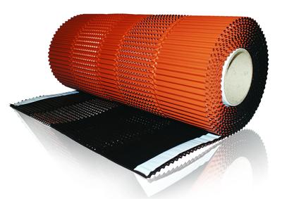 Closoir De Faitage Ventile Ondulair Rouge 39 Cm X 5 M Onduline 1238853 Materiaux L Entrepot Du Bricolage