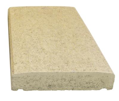 couvre mur plat 25x50x5 5cm ton pierre ggi