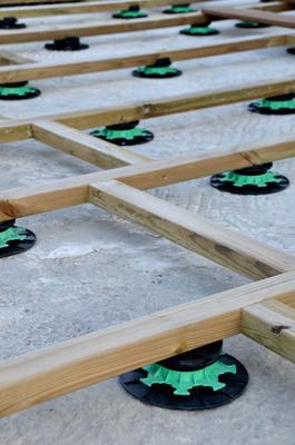 Plot Pour Lambourde Reglable En Hauteur De 40 A 60 Mm Tmp Convert 566799 Exterieur Jardin L Entrepot Du Bricolage
