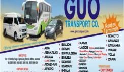 GUO Transport Company Ltd