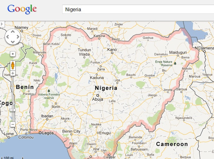 Google Map Find Locations Directions Places And Contribute On Maps - abuja map