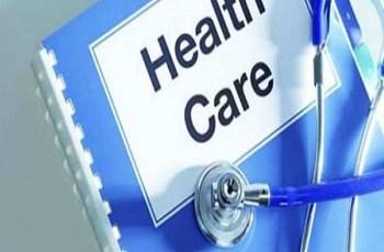 Nigerian doctors with healthcare