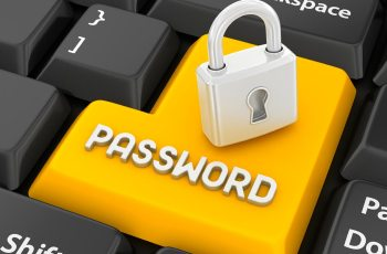 Password security in business