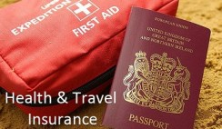 International travel health insurance