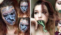 become a make-up artist