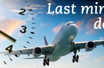 best last-minute airfare deals