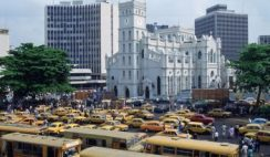 The Largest cities in Nigeria