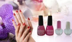 nail polish manufacturing company