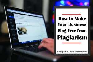 deal with plagiarism