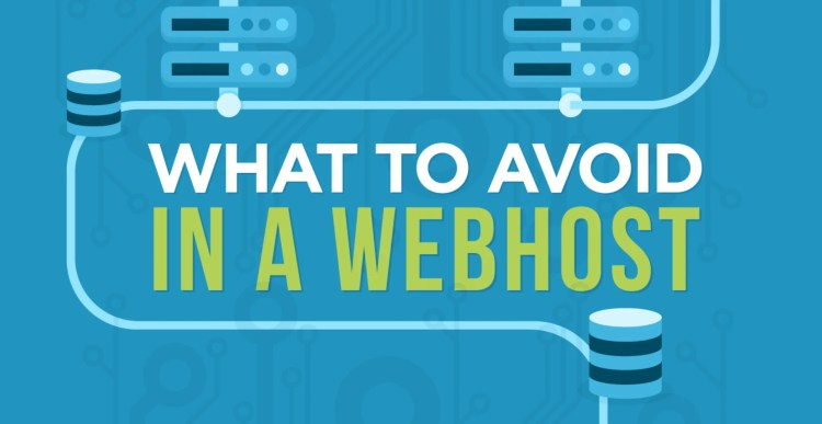 avoid cheap web host