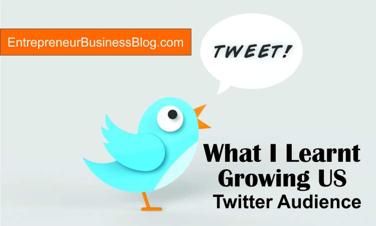 Grow US Twitter Audience in this simple way