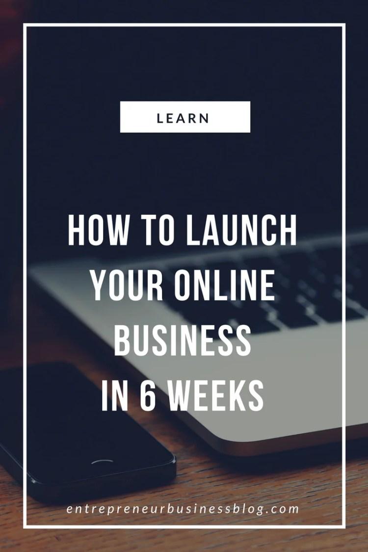 Launch online business in Nigeria