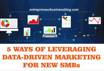 Data-driven marketing for new SMBs