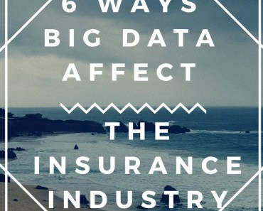 managing big data in an insurance company