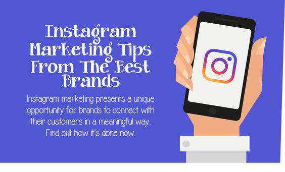 Instagram marketing for best brands