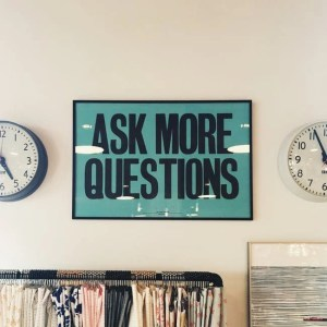 To close more sales, ask more intelligent questions that will make your prospects powerless before you