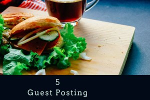 Guest blogging myths and the real truth